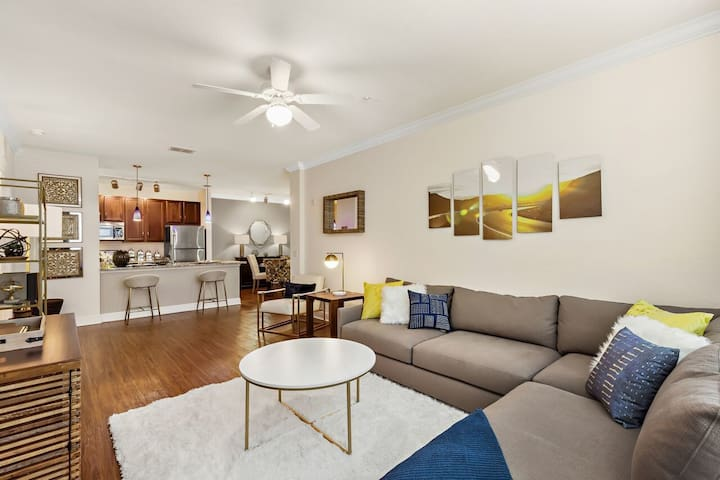 Relax in an apt of your own | 2BR in Trinity