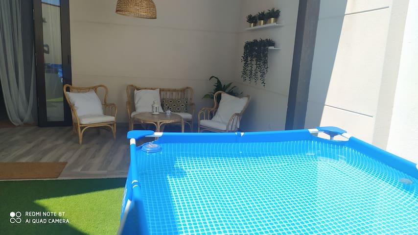 La Posada de MYA - Nueva casa al sureste de Madrid