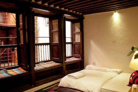 Single room in Dhakhwa House - Patan - Rumah