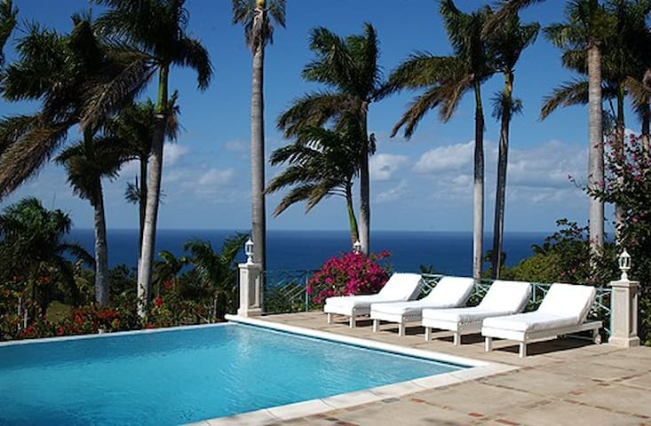 Vista Del Mar at the Tryall Club - Ideal for Couples and Families, Beautiful Pool and Beach - Montego Bay