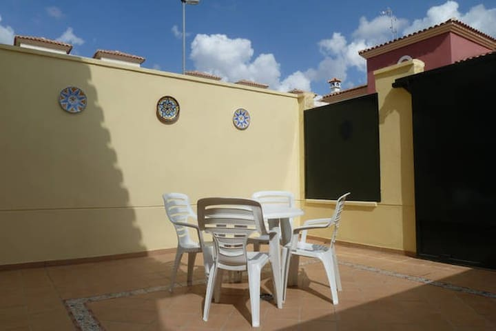 Beautiful Andalusian house in Lebrija - Lebrija - Haus