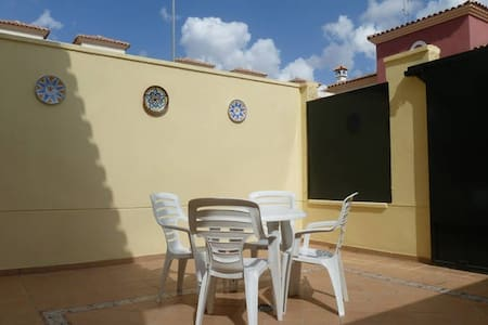 Beautiful Andalusian house in Lebrija - Hus