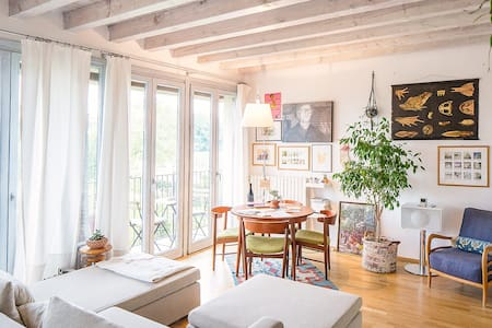 Cozy & sunny apartment in Franciacorta Wine Region