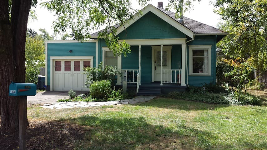2 Bedroom with Sunroom • 1910 House