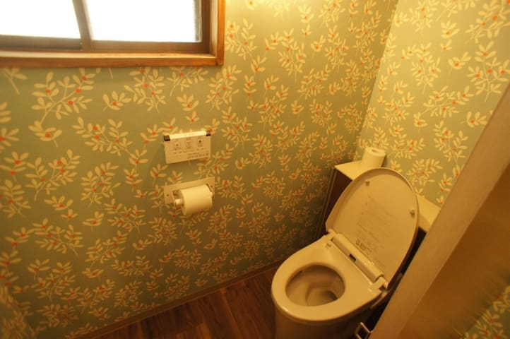 Guest 共用トイレ