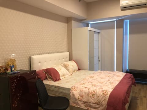 Studio Apartment Anderson Pakuwon Mall West Sby