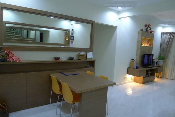 !! Clean & Comfort !!