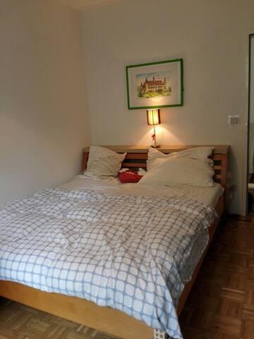 Graz|Zimmer in Maisonettewohnung mit Garten