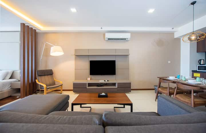 Seaview Balcony Studio Apartment Penang
