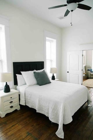 Bedroom #4, with a queen size bed!
