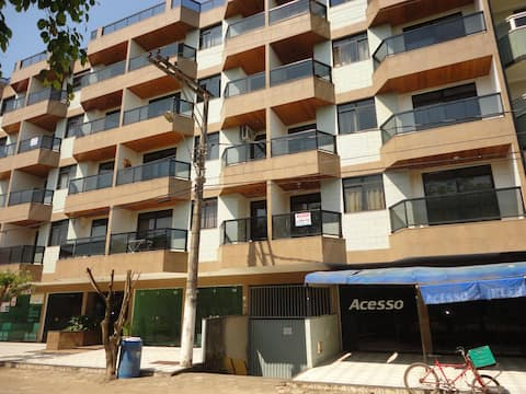 Apartamento na Praça Dona Carmem em Piúma