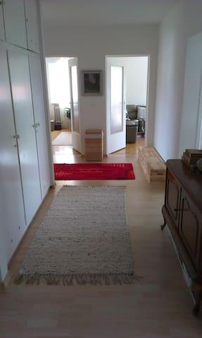 Freundliche helle 4 Zimmer Wohnung - Bindlach - Leilighet