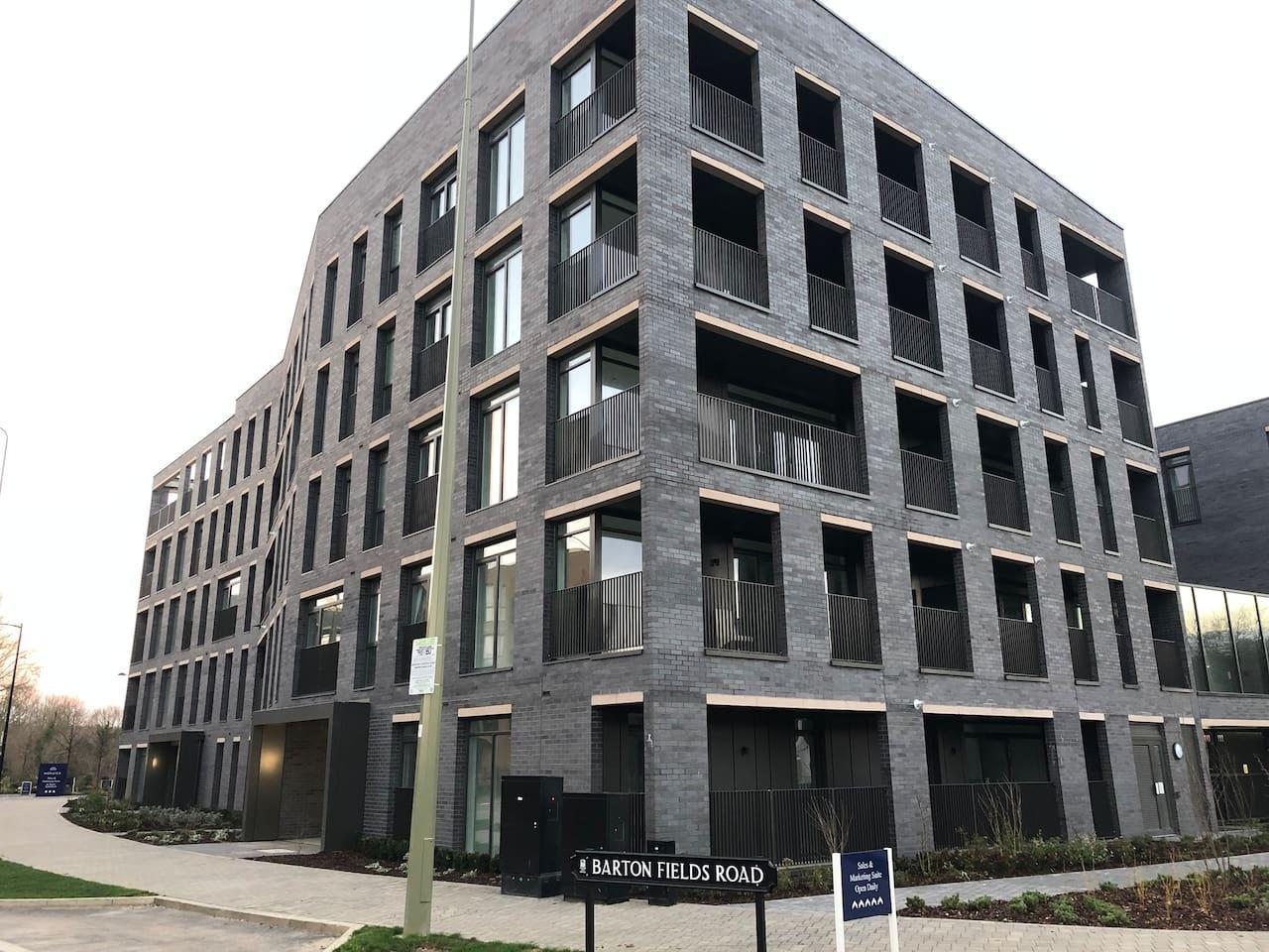 Main Building. 1st floor Apartment.