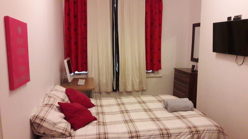 Comfortable double room, Putney - London - Rumah