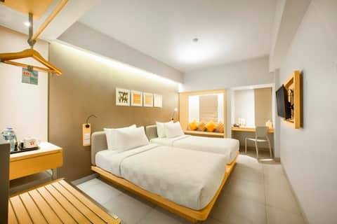Superior Room with Breakfast @ Swiss-Belinn Legian