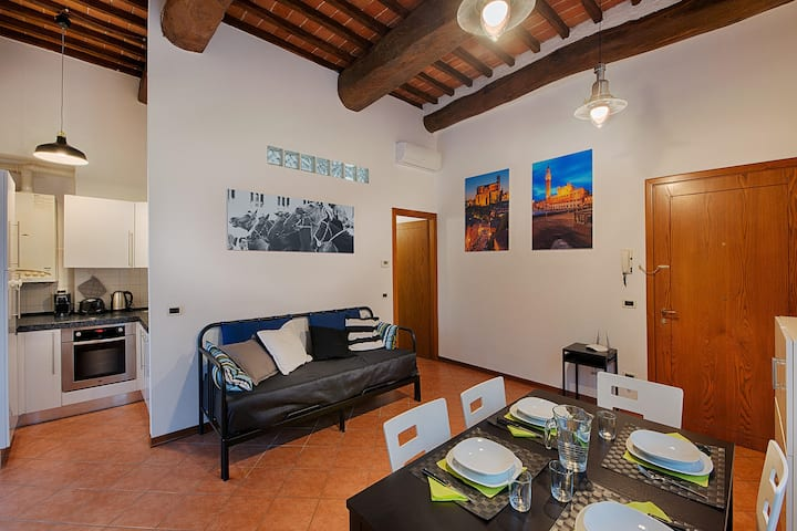 CasaZappa - In the center on foot, private parking