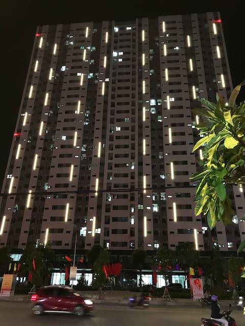 Căn hộ đầy đủ tiện nghi tại Trung tâm Hải Phòng