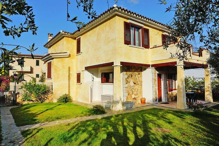 4 star holiday home in Tanaunella