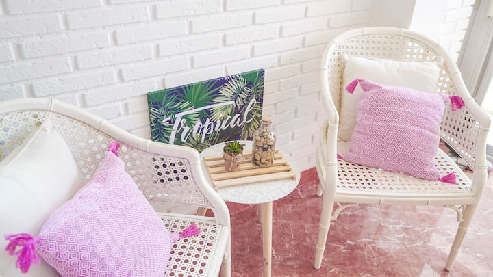 ★ PROMO LAUNCH ★ Apartment 5 min. from the beach