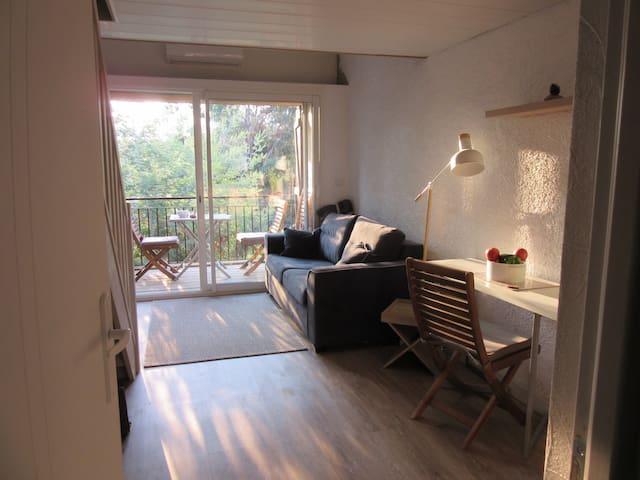 Location studio plage LA LISCIA - CALCATOGGIO