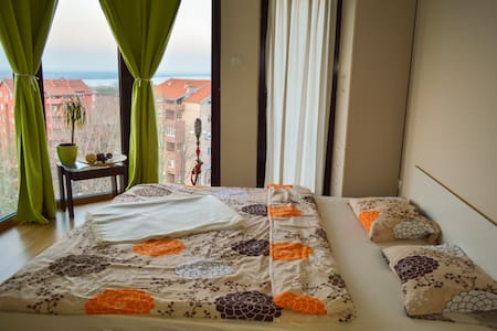 Apartment Sofija with river view - Beograd