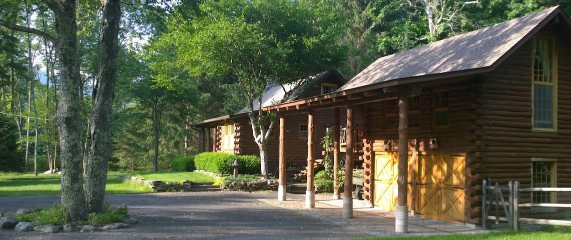 Catskills summer get-away Cabin (Guest House)