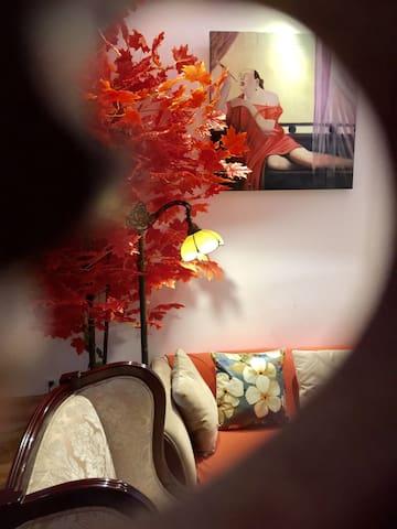 姹紫嫣红|老洋房