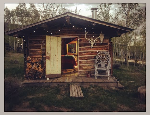 Calamity Trading Post•Trapper Cabin