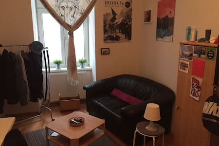 Cozy room close to the city center :) - Vienna - Apartmen