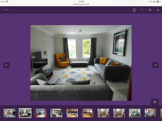 Large homely property perfect for The Open 2018