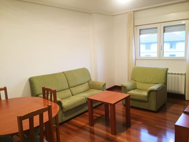 Apartamento en Beranga próximo a playas - Hazas de Cesto - Lejlighed