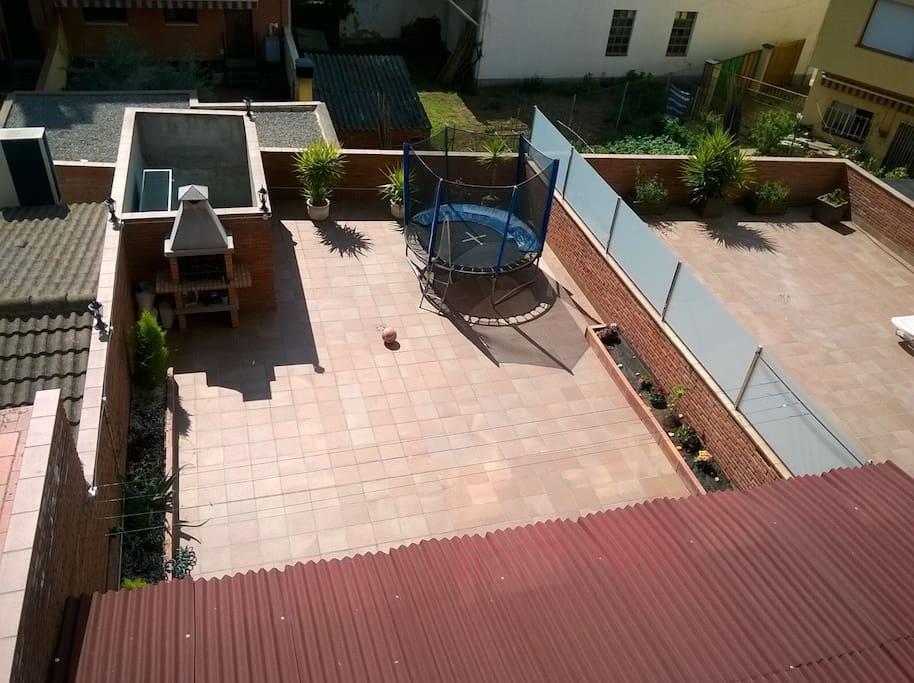 Terraza 62 m2