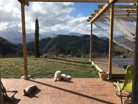 Our Place in Tuscany - La Cantina Divina