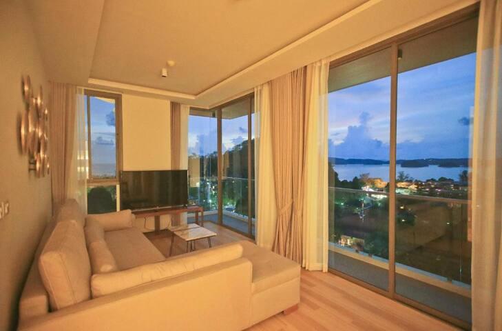 2-Bedroom with Front Ocean View (2rco)