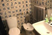 Casa de Banho 1 º Andar