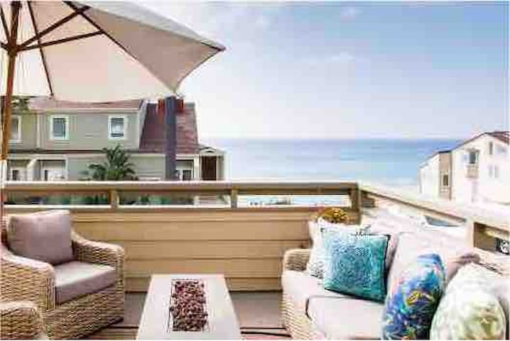 Gorgeous Ocean View Property with A/C!