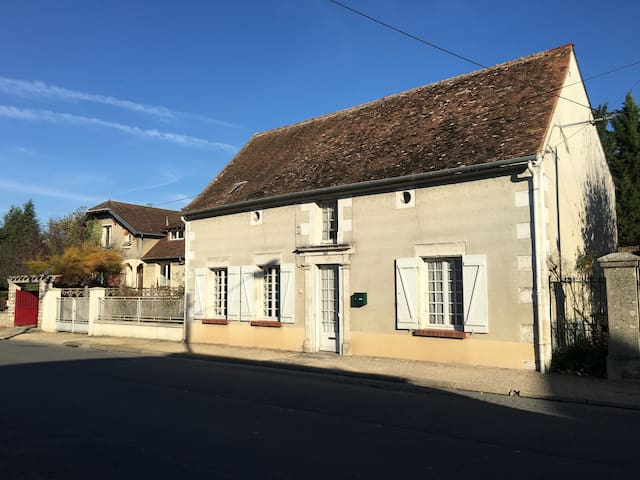Chez Jeannette - Saint-Satur - Talo