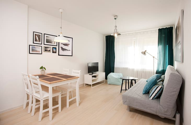 Heaven in Hel - Apartament w Helu - Hel - Departamento
