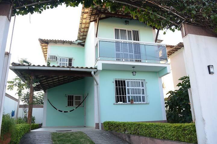 Quarto confortável em Itaboraí - Itaboraí - House