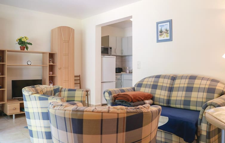 Holiday apartment with 1 bedroom on 30m² in Untergöhren