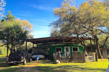 Poor man's cabin - Hallettsville - Zomerhuis/Cottage