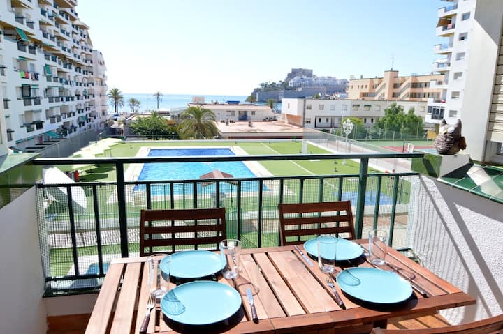 Cute apartment in the best location of Peñíscola