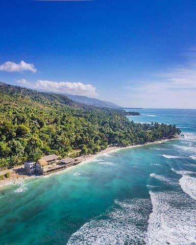 Polybriz Hotel - Single Bed - Cayes-de-Jacmel
