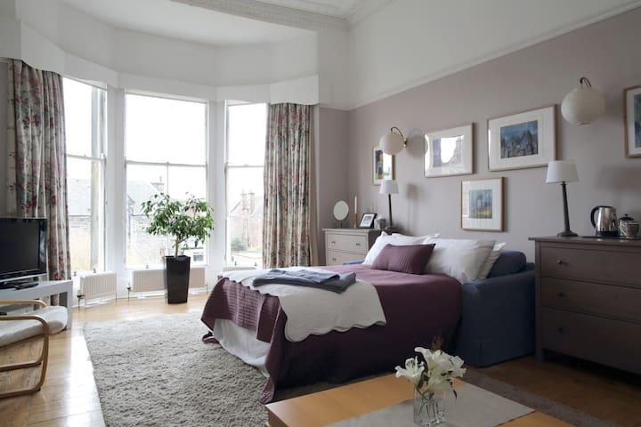 Beautiful room & lovely breakfast - Эдинбург