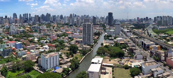 URBAN LIVING - AMAZING CITY VIEW