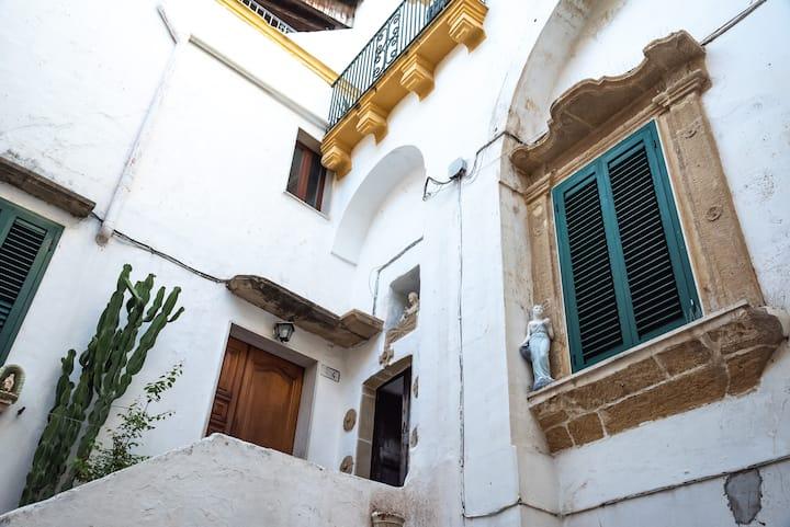 Casa vacanza-appartamento Gallipoli centro storico