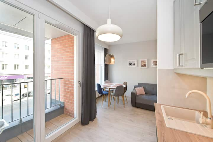 YOURAPART Rajska City Centre - Apartament 42