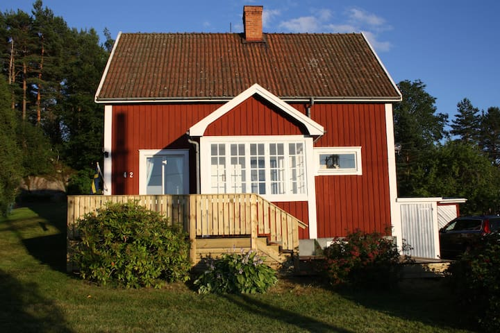 comfortable and cosy holiday house in Storfors