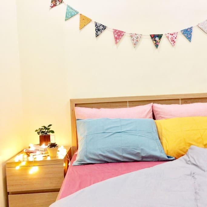My favorite corner of the room