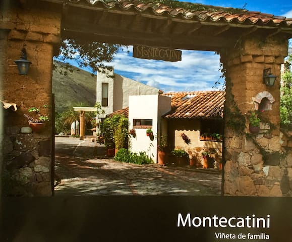 Montecatini country house